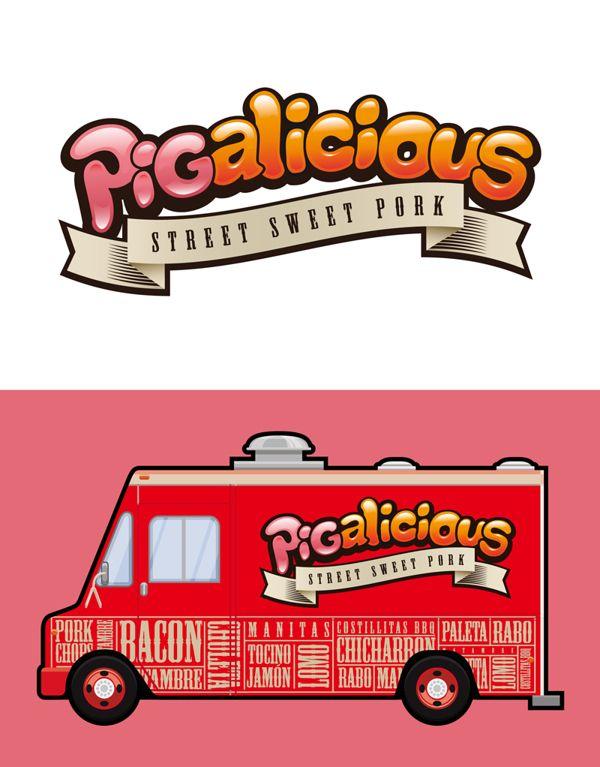 18 best food truck design images on pinterest for Best food truck designs