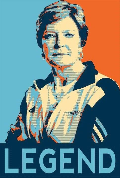 Pat Head Summit-More NCAA wins-men's and women's basketball.