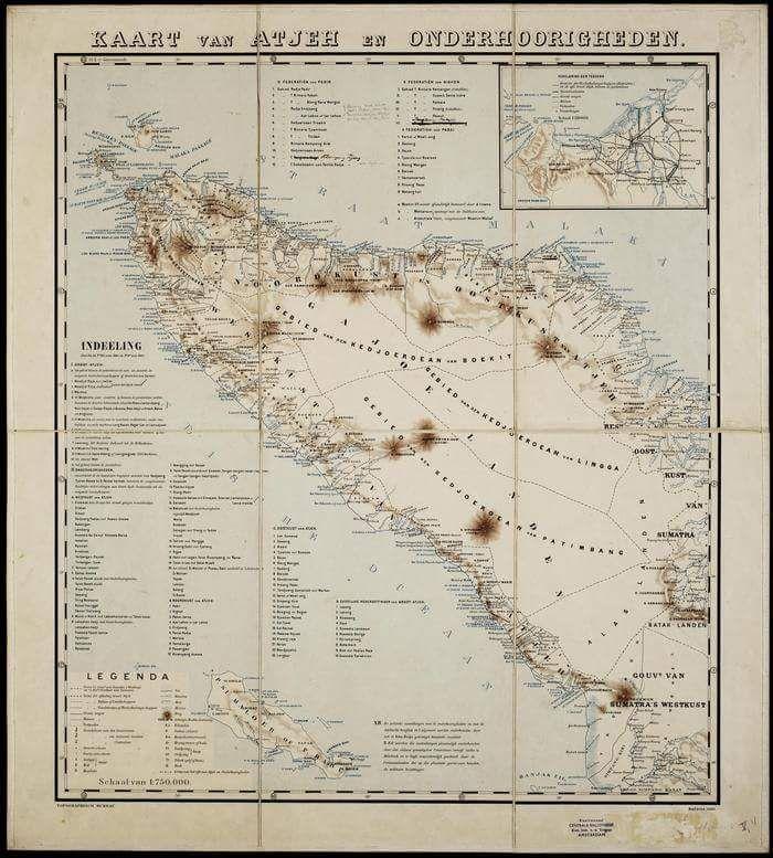 THE ORIGIN OF THE COFFEE CULTURE IN ACEH | Tengkuputeh