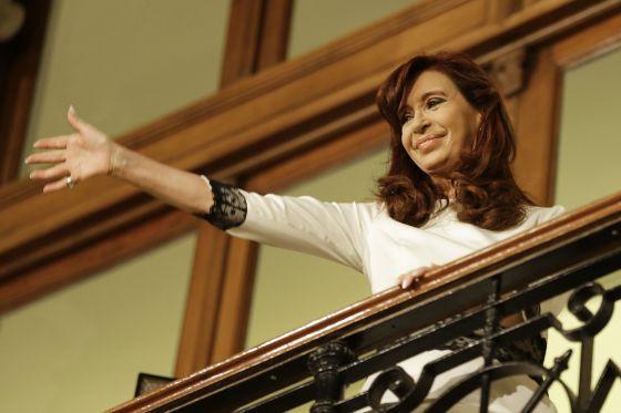 Cristina Fernández tacha de opositora la marcha de homenaje a Nisman | Internacional | EL PAÍS