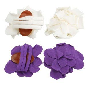 Sepatu Bayi Nike - 2 Pasangan Bayi Bayi baru lahir Kapas Barefoot kelopak bunga Sandal Sepatu Kaos Kaki Kaki Deco White & Purple | Pusat Sepatu Bayi Terbesar dan Terlengkap Se indonesia