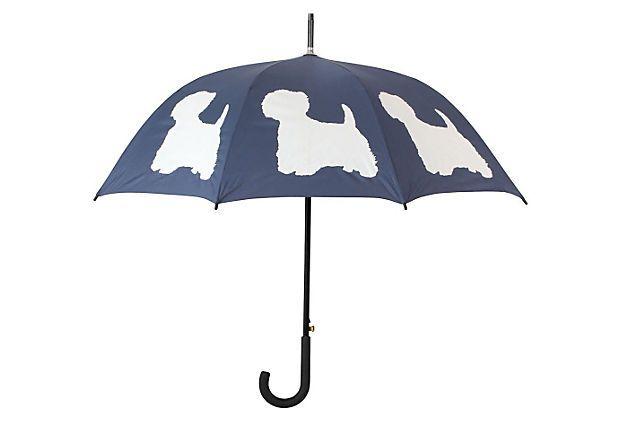 Cane Umbrella, West Highland Terrier on OneKingsLane.com - pretty sure you need this