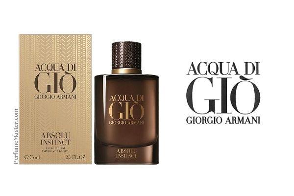 37001aa9a Giorgio Armani Acqua Di Gio Absolu Instinct - Perfume News in 2019 ...
