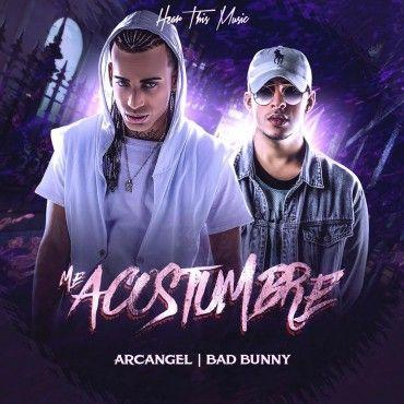 Bad Bunny Ft. Arcangel - Me Acostumbre - https://www.labluestar.com/bad-bunny-ft-arcangel-acostumbre/ - #--Me-Acostumbre, #Arcangel, #Bad-Bunny-Ft