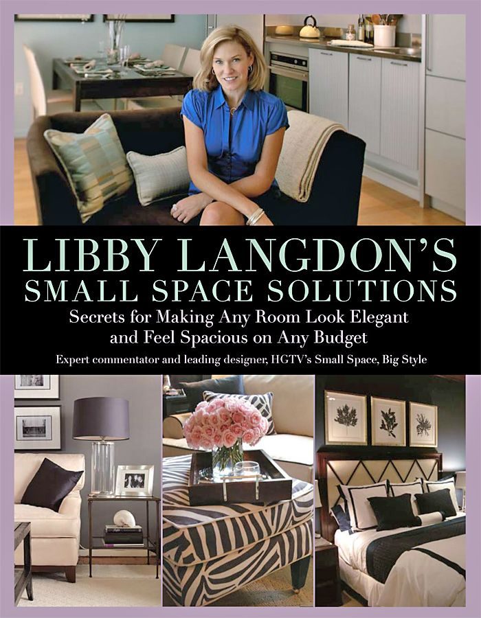 Libby Langdon's Small Space Solutions - the book