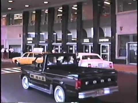 Greater Pittsburgh International Airport, 1988.