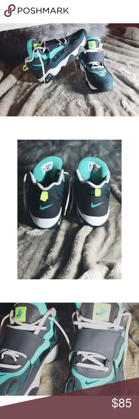 Nike Air Turf - Size 7 Boys (Women's 9) Nike Turf Line 🔥 ... These are very comfortable and the colors makes this shoe so dope. 👣 Runs true to size. Nike Shoes Sneakers