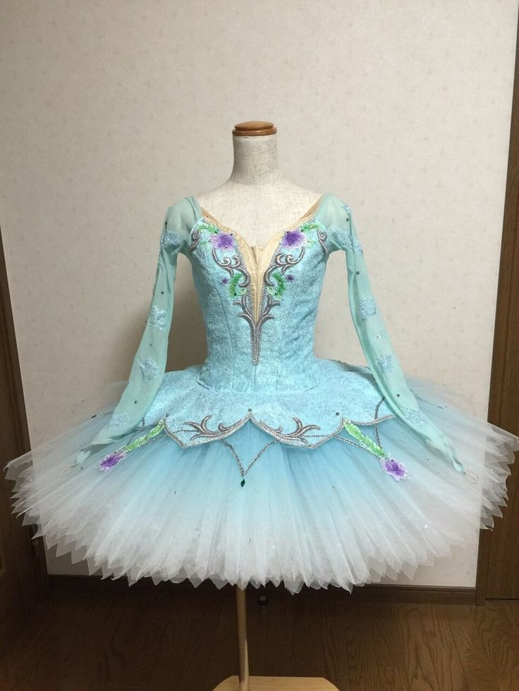 My fascination with Ballet costumes never ends. Yet another beautiful ballet tutu. Queen of the Dryads | Dancewear by Patricia