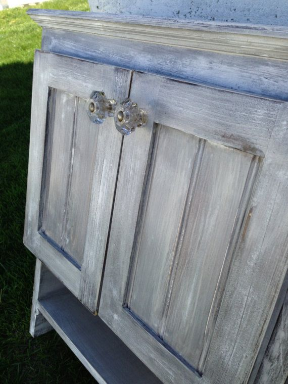 Custom Built Bathroom Cabinet, Bathroom Wall Storage, Made to Order, Painted Finish and Free Delivery to NYC area
