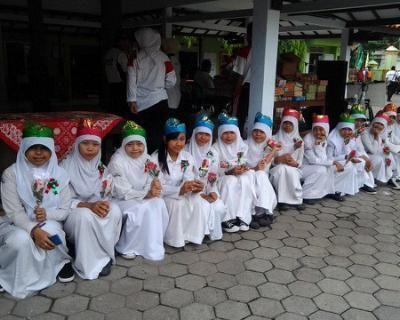 Intan Hanny Pertiwi: Paduan Suara SMP Negeri 2 Gemolong