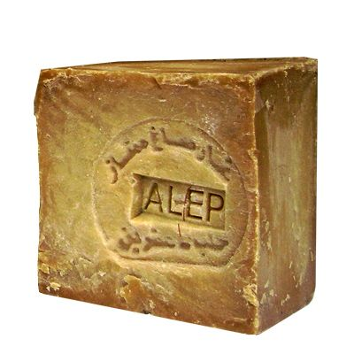 Syrian Aleppo soap - olive and laurel oil