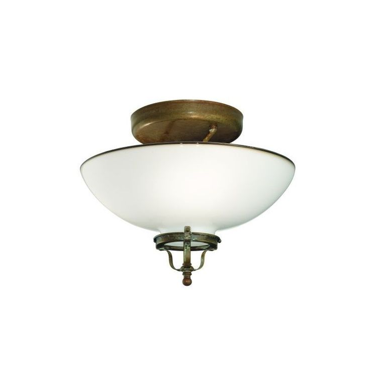 Il Fanale - Country Ceiling Lamp $1021