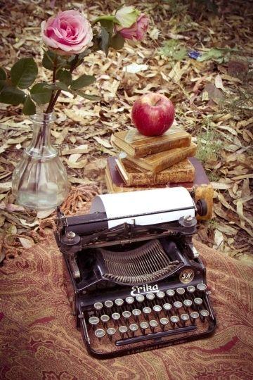 Macchina da scrivere per nozze originali - www.matrimonio.com/articoli/macchina-da-scrivere-per-nozze-originali--c5022