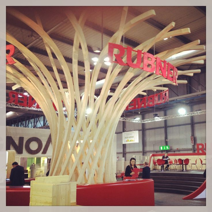 Il nostro stand del MADE Expo 2013 - Milano, Rho dal 2 al 5 ottobre. Anche quest'anno Rubner Haus e' presente alla più importante fiera edilizia a livello europeo.