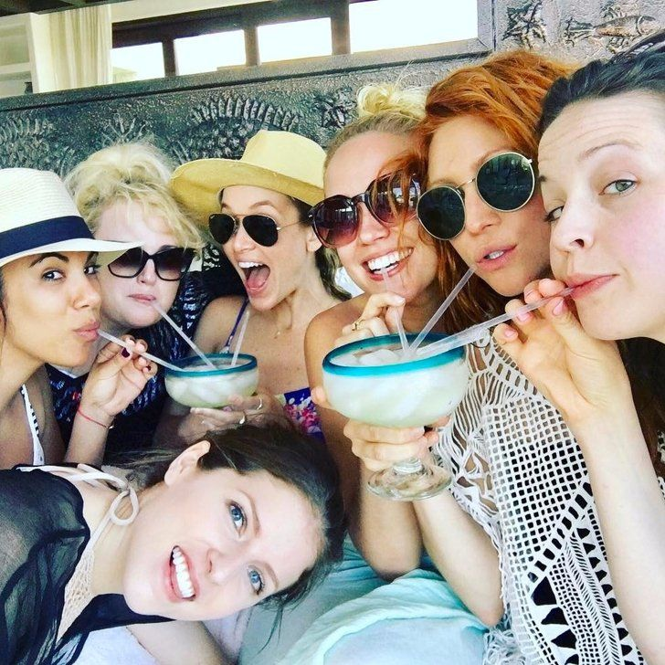 The Cast of Pitch Perfect Went on Vacation Together And The Photos Are #Goals