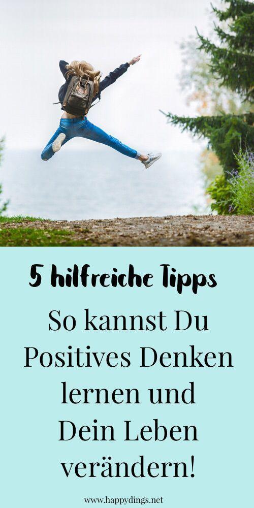 Positives Denken Trainieren 5 Tipps Eine Kleine Kurze Auszeit
