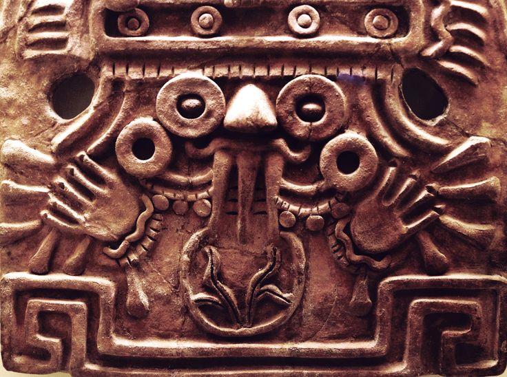 TLALOC MEXICO AZTEC