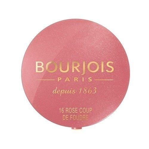 Bourjois Blush róż do policzków Rose Coup 16 | TWARZ \ róże do policzków TWARZ I CIAŁO \ RÓŻE DO POLICZKÓW | Minti Shop