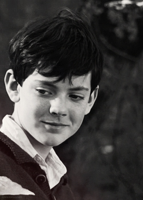 Edmund... Always my favorite in books (& movies too) because he is all of us - loved & forgiven by grace.