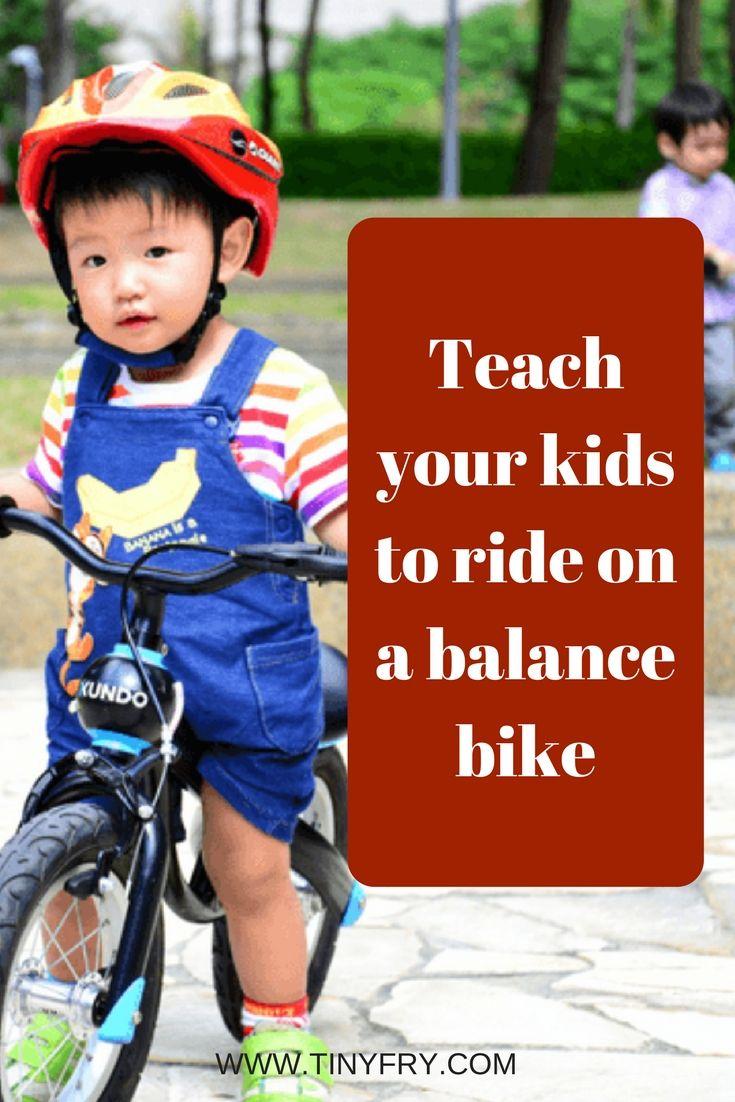 Best Balance Bike Teaching Kids Balance And Coordination
