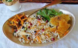 Riz à l'iranienne et sa technique de cuisson en cocotte
