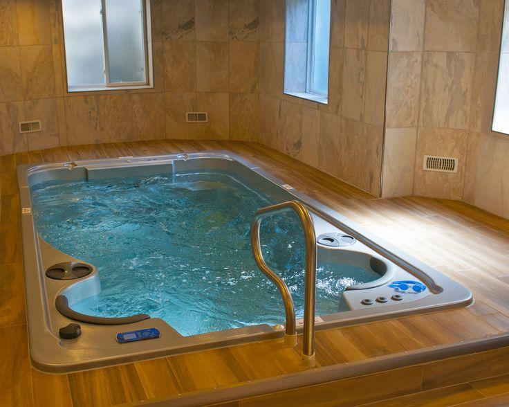 11 best Swim Spa Ideas images on Pinterest | Backyard ideas ...