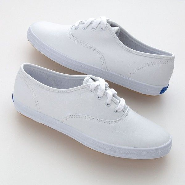 da94d618b40e Keds Champion Women s Leather Oxford Shoes. Size 9. Like the oes without  laces too.