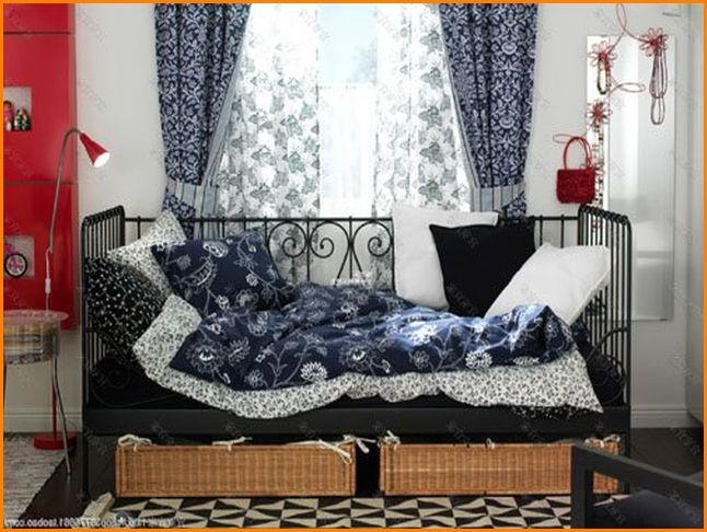 Turquoise Bedroom Ideas Daybed With Trundle Ikea Bedroom Furniture Sets Under 1000 646x486