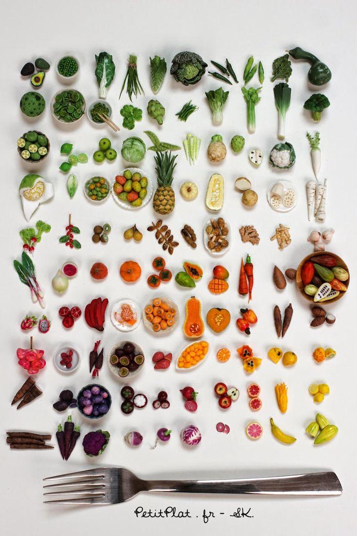 frutta e verdura 100 idee