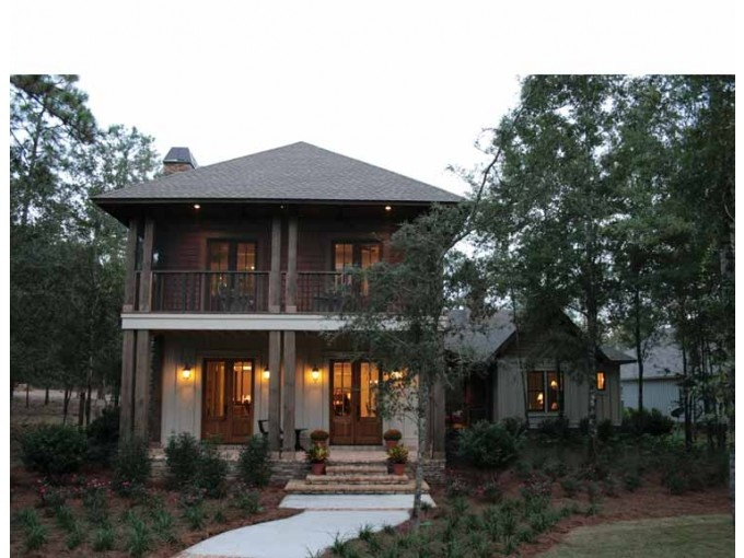House plans 4bed/4ba cottage/craftsman/bungalow style house.
