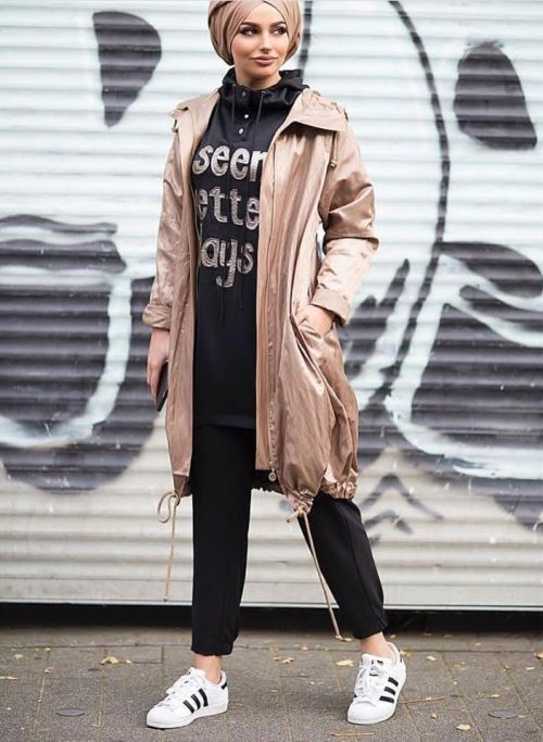 Turban hijab styles ideas – Just Trendy Girls