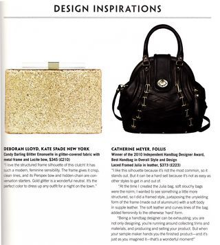 Purse inspirations from the new book Handbag Designer 101: Everything You Need to Know About Designing, Making, and Marketing Handbags #fashiondesign: Books Handbags, Handbags Fashiondesign, New Books