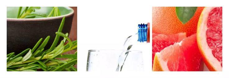 Agua antitoxina para limpiar el organismo y acelerar el metabolismo.