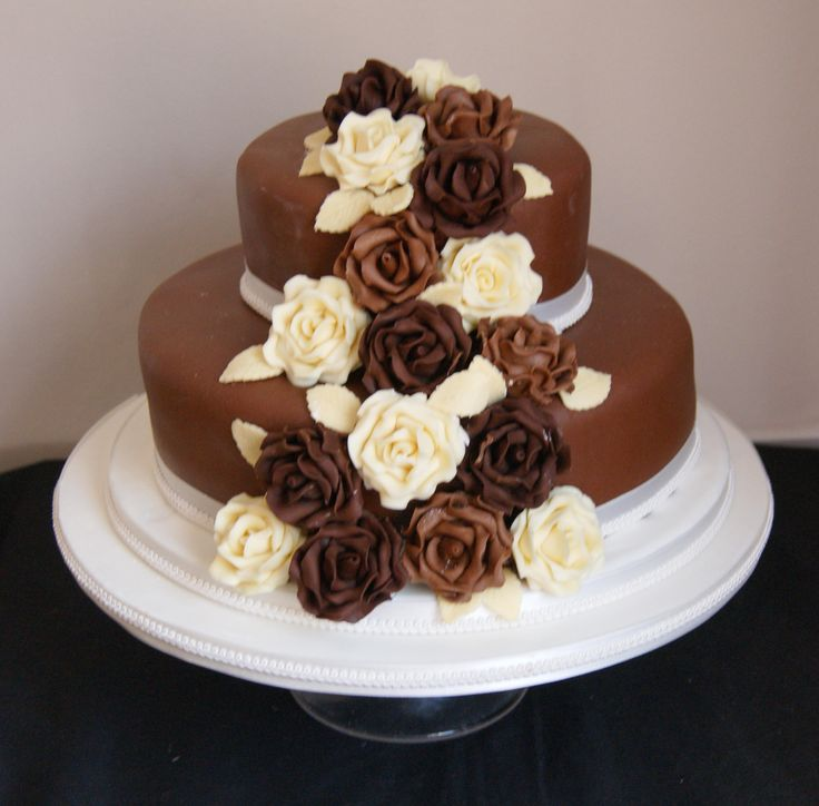 72 Best Images About DIY Wedding Cakes On Pinterest