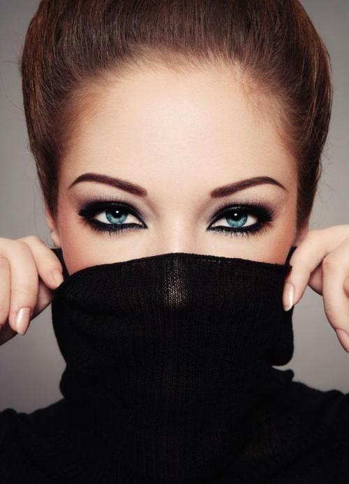 eye makeupPretty Eye, Dramatic Eye Makeup, Dark Eye, Beautiful, Blue Eye, Eyemakeup, Smokey Eye, Hair, Green Eye