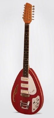 vox 12 string guitar 60's