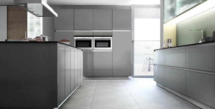 cocinas y muebles de cocina xey serie para el hogar