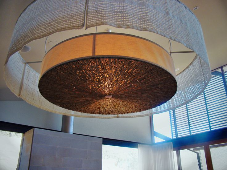 Custom designer lighting created for the wolgan valley resort di emme designed and