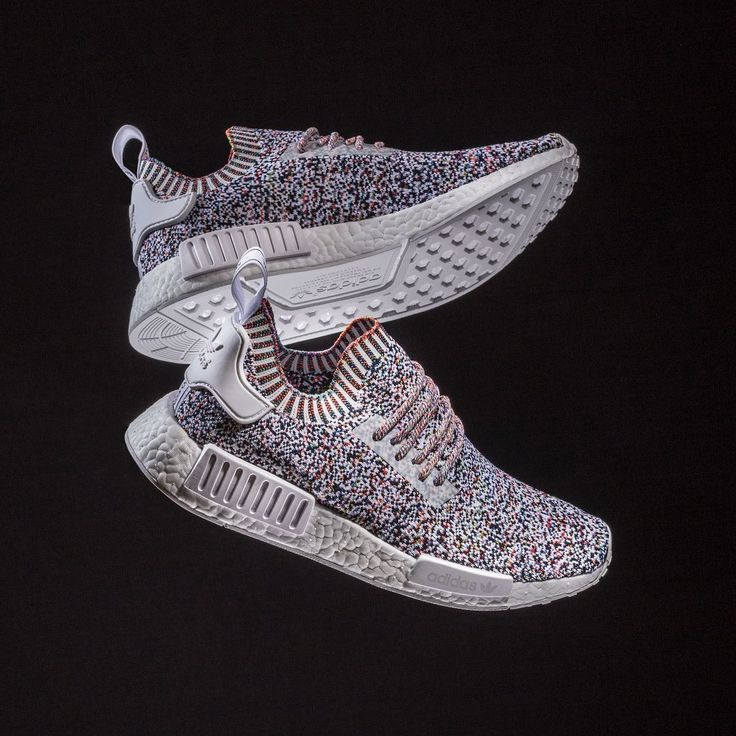 adidas Originals NMD R1 Runner Boost Primeknit 'Camo Pack' (rot