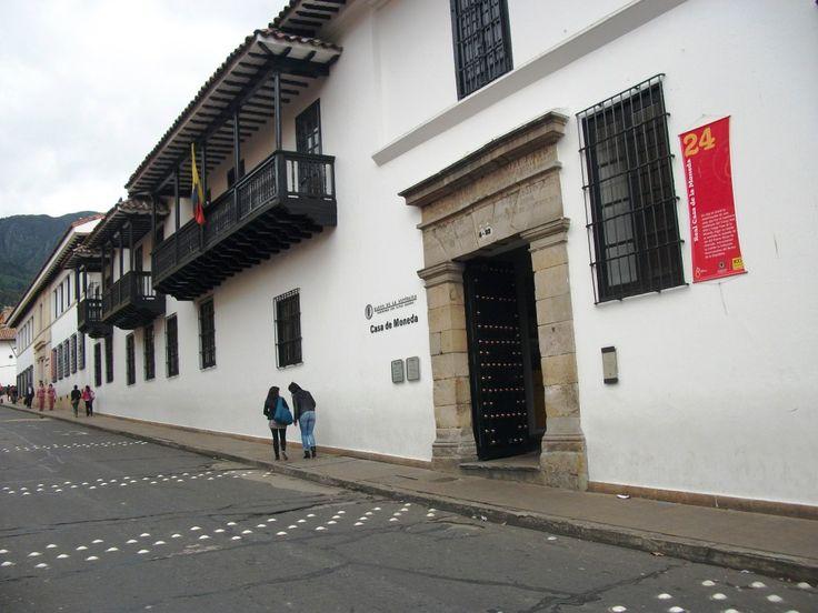 Casa de la Moneda, Colombia. Foto Wikimedia