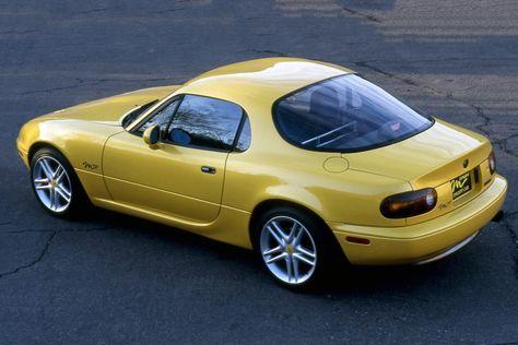 Mazda Miata M Coupe Concept '01.1997