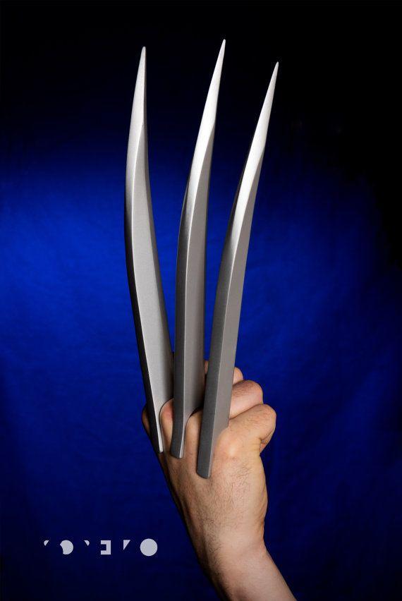 Wolverine / X-23 griffe-Resin Kits & ensembles par SorenzoProps