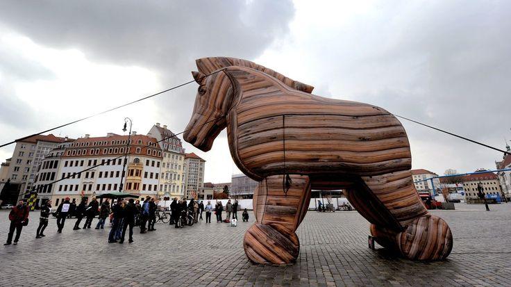 Freihandelsabkommen: TTIP – war da nicht was? - TTIP-Gegner rufen nach Berlin zum Protest: Sie sagen, das Abkommen bringe nicht viel, sei antidemokratisch und schade dem Verbraucher. Alles Quatsch, sagt die Wirtschaft.