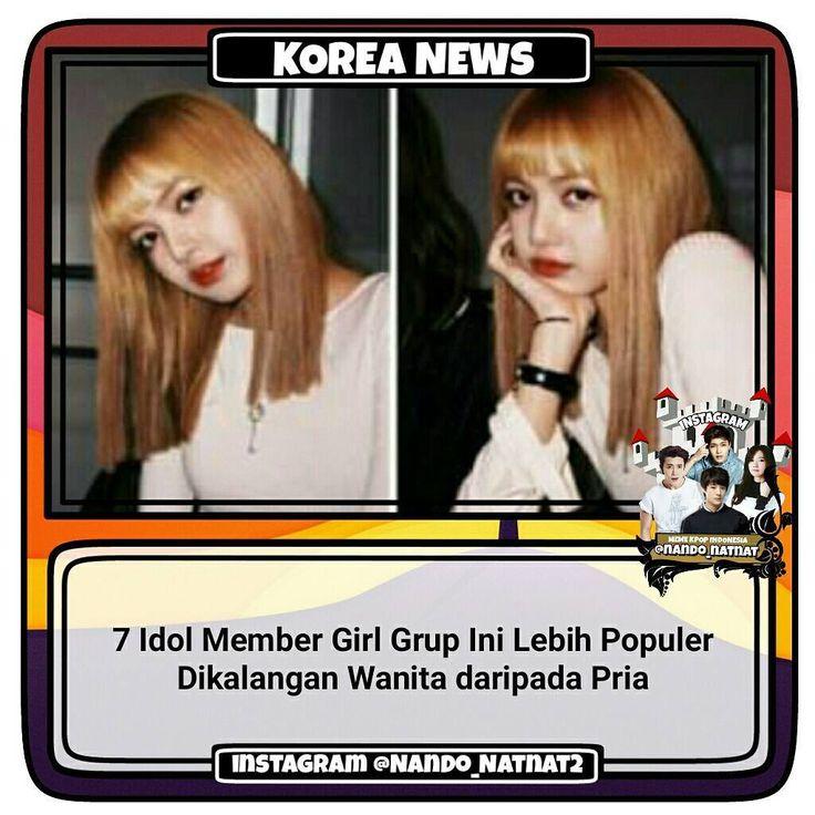 Follow @nando_natnat2 1. #Lisa #BlackPink Dengan kemampuan menarinya yang sempurna ia menarik perhatian fans sejak awal debutnya. Banyak fans wanita sangat terengah dengan kemunculan misterius dan erotik dari Lisa yang berasal dari Thailand. Ia memiliki pesona oriental dan western yang membuatnya semakin populer diluar negeri.  2. #Jungyeon #Twice Jungyeon terkenal dikalangan fans dengan 'Jung Yeon-sang' yang mana keluar dari kartun. Dari awal debut dengan rambut pendek dan kepribadian…