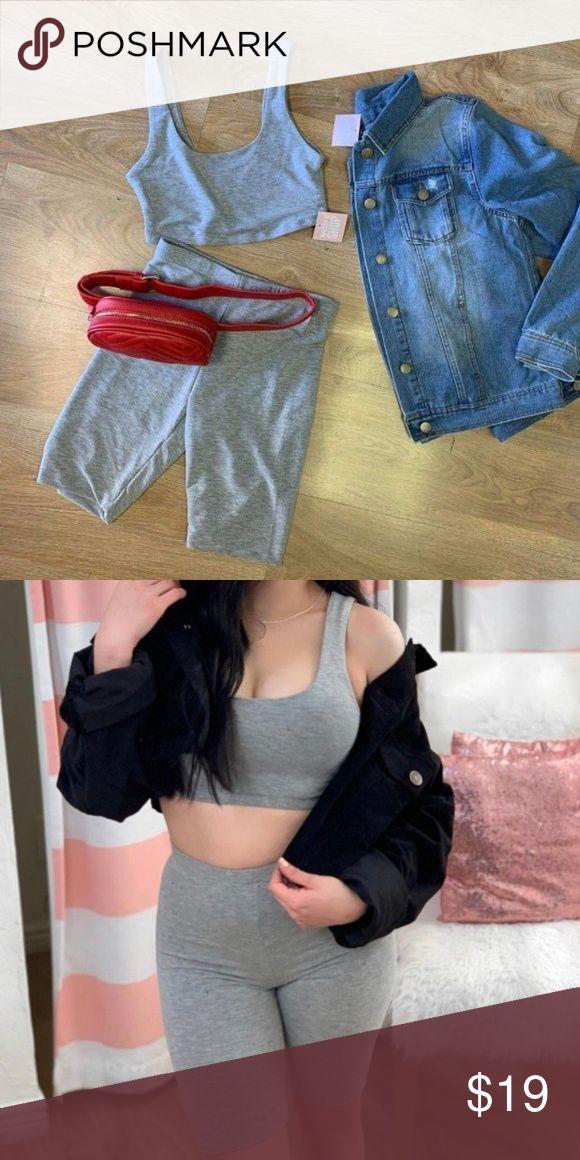 Insta Babe Gabi Aka Gtoniam: Insta Babe Two Piece Set Size Medium Worn Once EUC Fashion