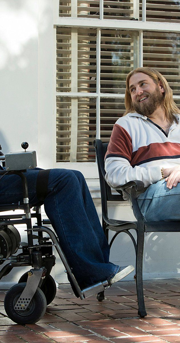 Directed by Gus Van Sant. With Joaquin Phoenix, Jonah Hill, Rooney Mara, Jack Black. About John Callahan who became paralyzed after a car accident at age 21, and turned to drawing as a form of therapy.