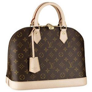 My favourite bag!!The Louis Vuitton monogrammed bowling bag