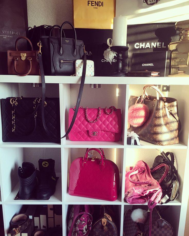 bolsas carteras tocador armario buenos bolsos organizacin del armario organizador bolsos hermosos hermosos bolsos bolsos de diseo