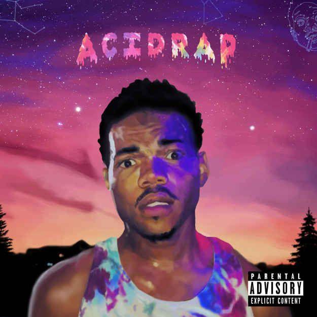 Chance The Rapper, Acid Rap