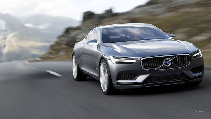 beautiful pictures of 2013 volvo coupe concept